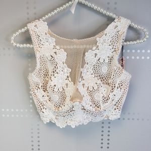 NWT Victoria Secret High Neck Bralette